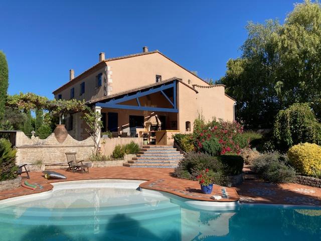 Vente Tres Belle Maison Contemporaine Avec Jardin Et Piscine